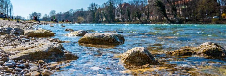 Wasserschutz Aktion Isarherzen