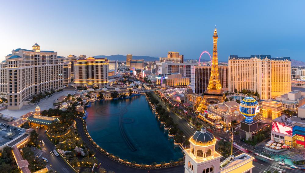 Las Vegas Trip 2021 - Besser als vor Corona