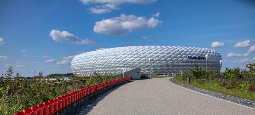 München sehen: Allianz Arena