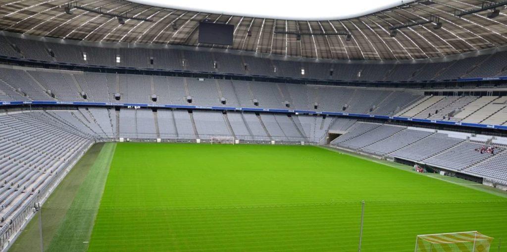 München sehen: Allianz Arena Tour