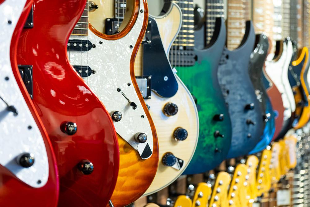 Gitarre kaufen in München 2021