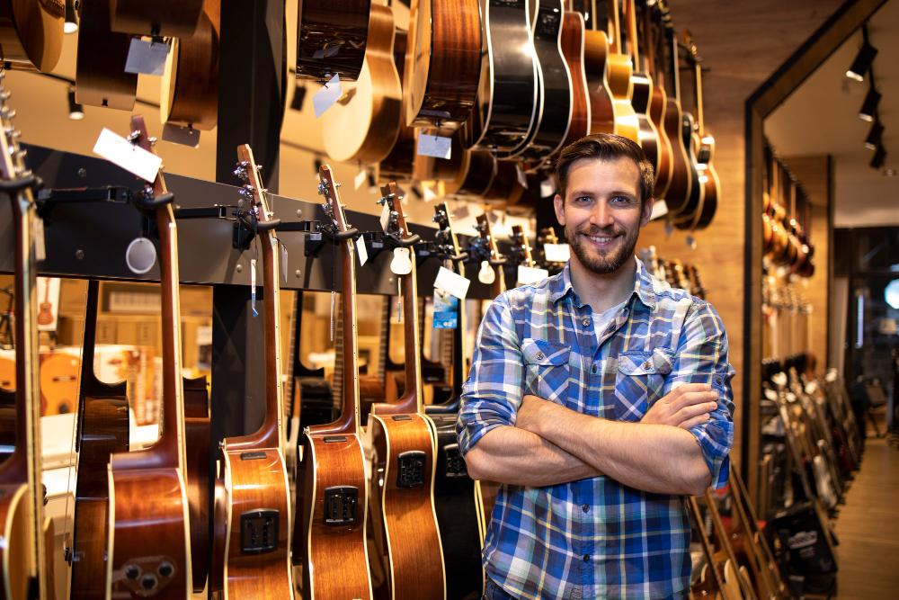 Gitarre kaufen in München