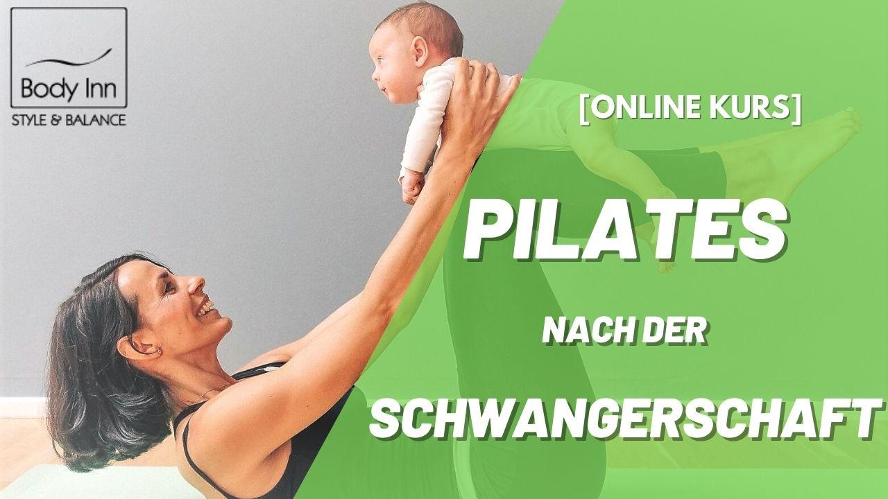 Pilates nach der Schwangerschaft Online Kurs